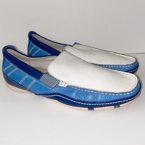 GBX Leather Driving Shoes
